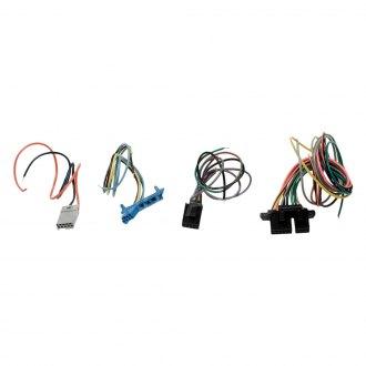 1986 Pontiac Fiero OE Wiring Harnesses & Stereo Adapters