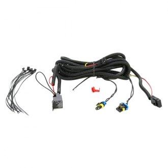 Off-Road Light Wiring Harnesses & Connectors at CARiD.com