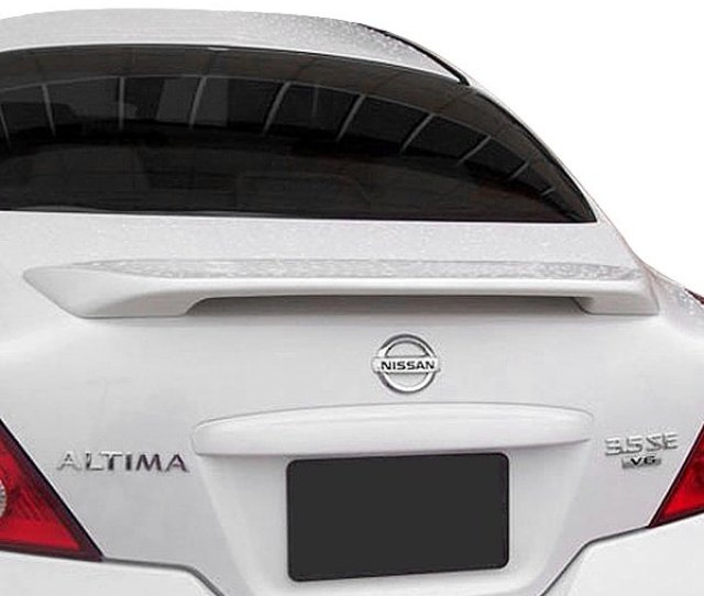 Nissan Altima Performance Parts