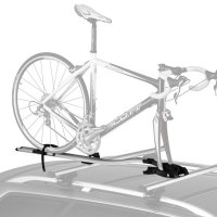 Thule - Honda Odyssey 2011 OutRide Roof Mount Bike Rack ...
