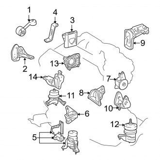 Wiring Diagram PDF: 2002 Toyota Highlander Engine Diagram