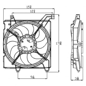 2004 Hyundai Tiburon Replacement Engine Cooling Parts