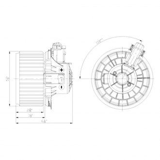 2012 Kia Forte Blower Motors & Parts — CARiD.com