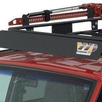 Warrior 850 - Outback Roof Rack Wind Deflector