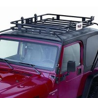 Warrior - Jeep Wrangler 2001 Safari Sport Rack
