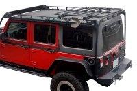 Warrior 10984 - JK Mod Roof Rack