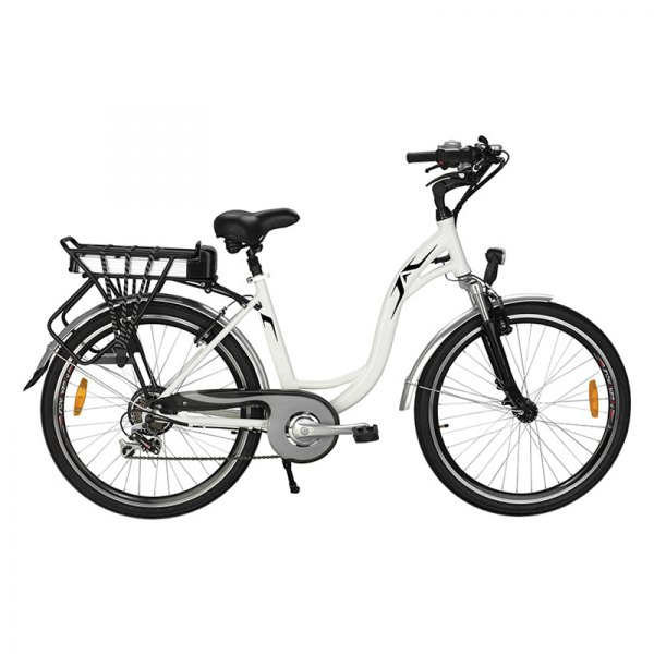 Electric Bike: Yukon Trail Electric Bike