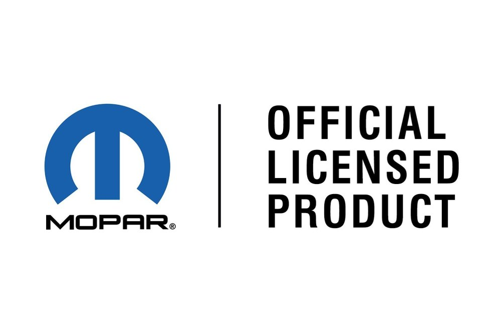 medium resolution of cover top plate with mopar m logoamerican car craft brushed fuse