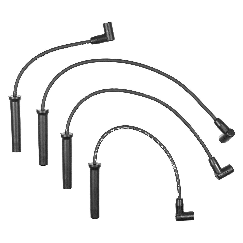 For Saturn Sl1 Accel Prestolite Proconnect Spark Plug Wire Set