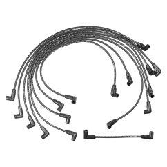 Accel Hei Distributor Wiring Diagram International Cub Tractor Chevy Corvette 1999 Spark Plug Wire Set