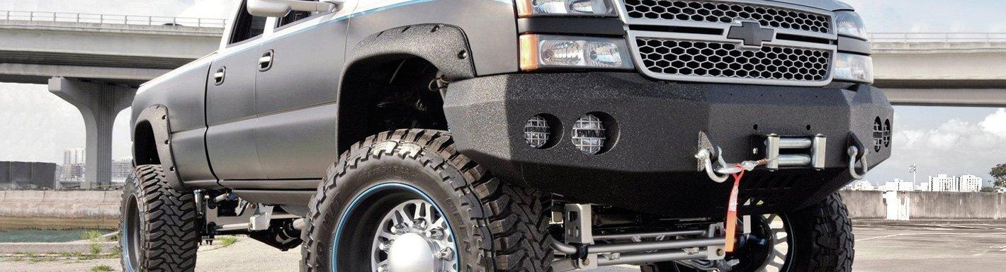 Chevy Silverado Accessories Parts