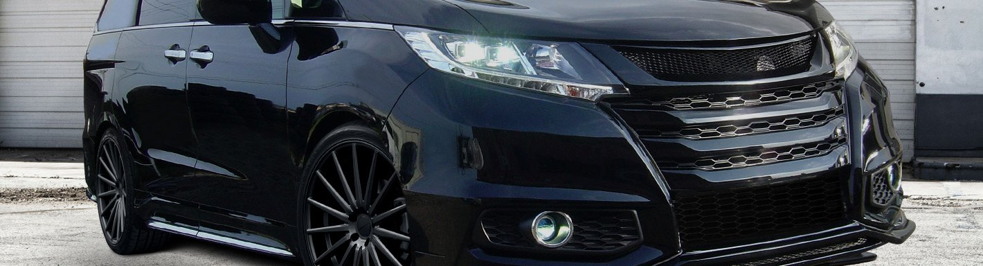 Honda Ridgeline Lighting Wiring Diagram Honda Odyssey Accessories Amp Parts Carid Com