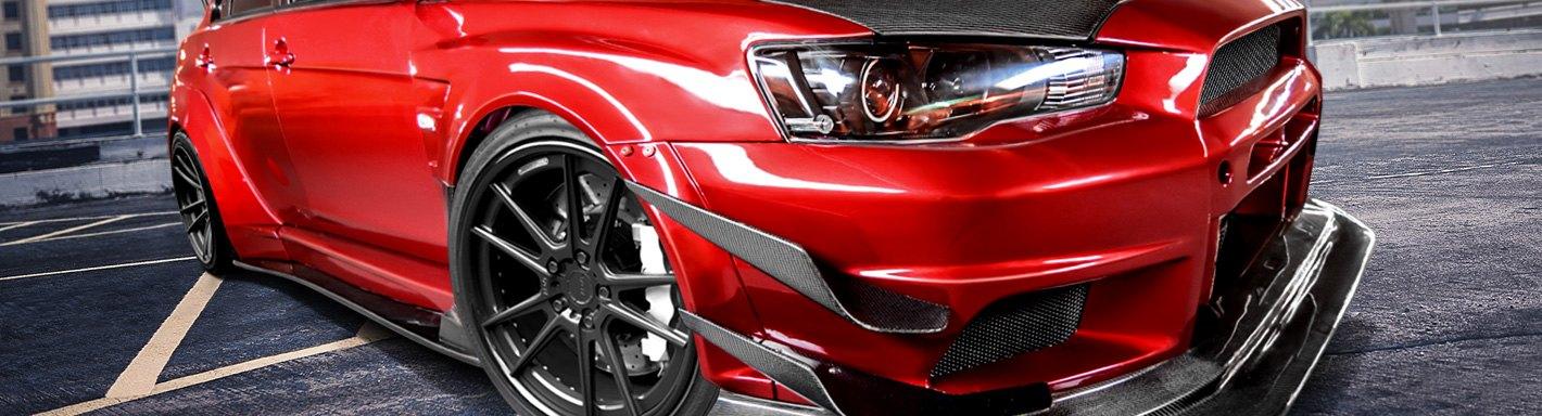 Mitsubishi Lancer Accessories Parts Caridcom