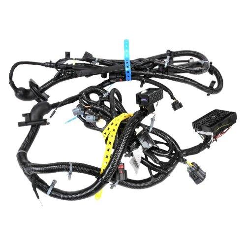 small resolution of  gm original equipment headlight wiring