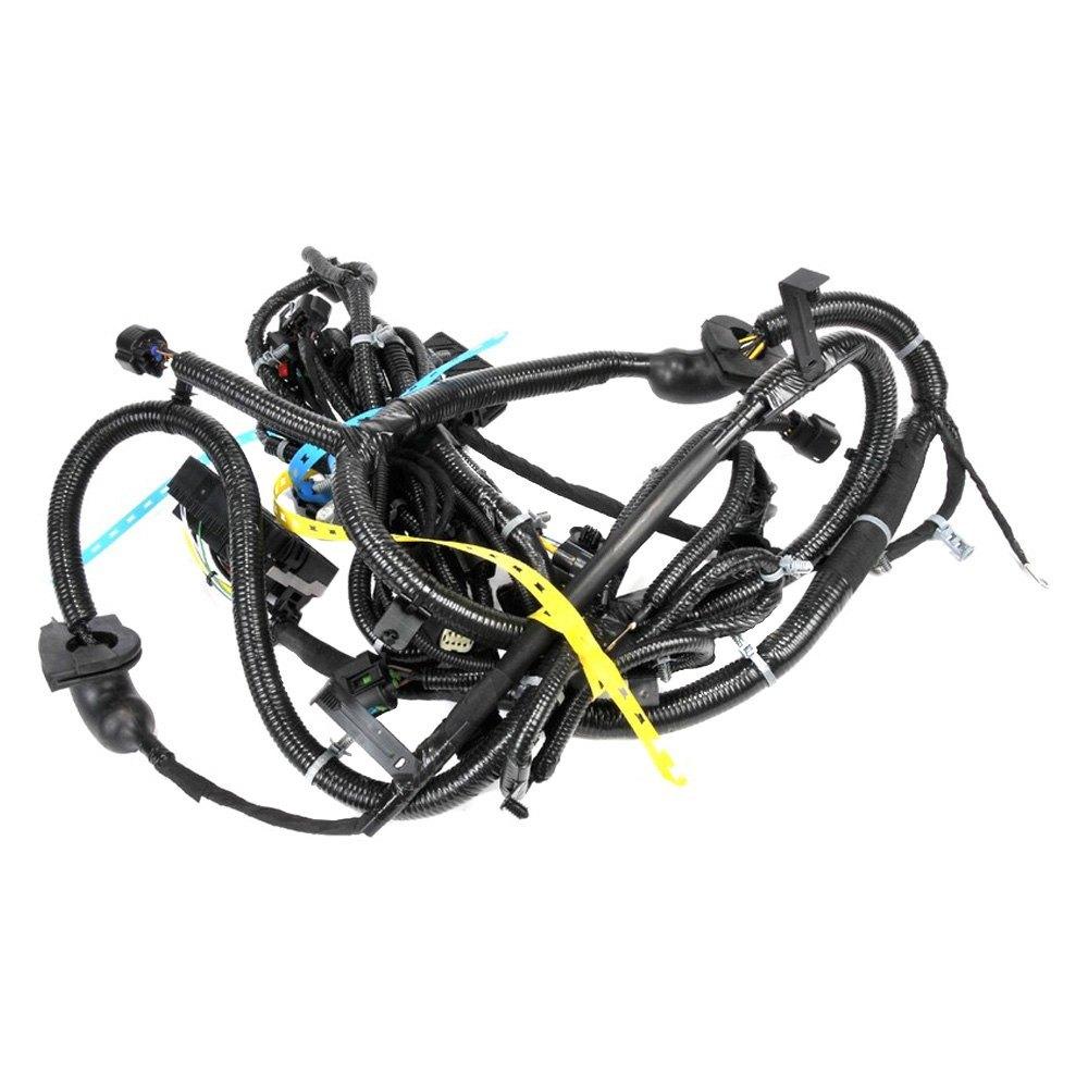 medium resolution of  gm original equipment headlight wiring