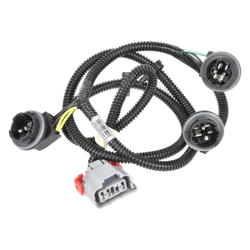 small resolution of acdelco gm original equipment tail light wiring harness