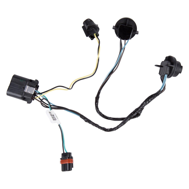 hight resolution of acdelco chevy silverado 2012 gm original equipment headlight wiring harness