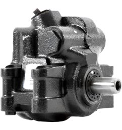 acdelco professional remanufactured power steering pump [ 1500 x 1500 Pixel ]