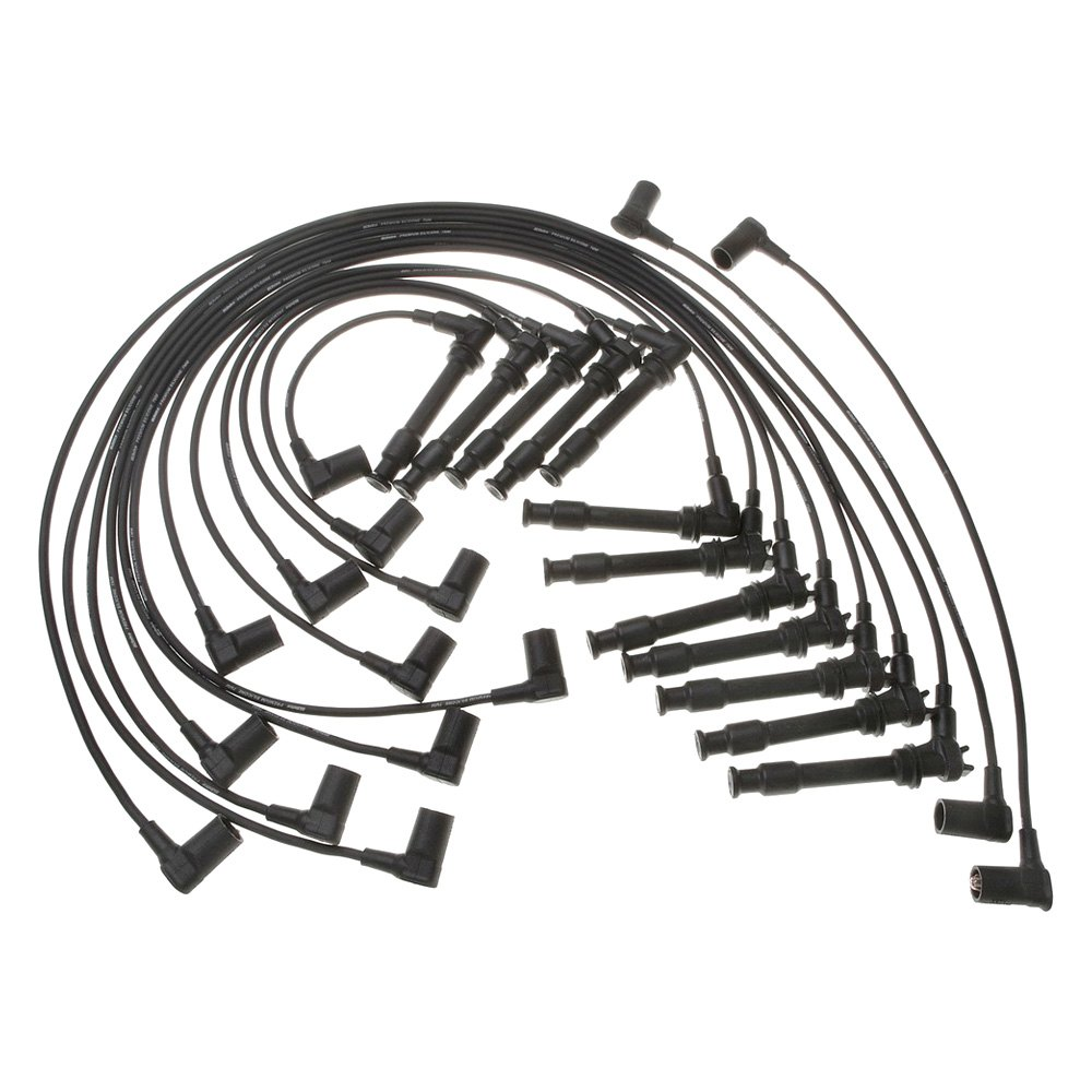hight resolution of acdelco professional spark plug wire set