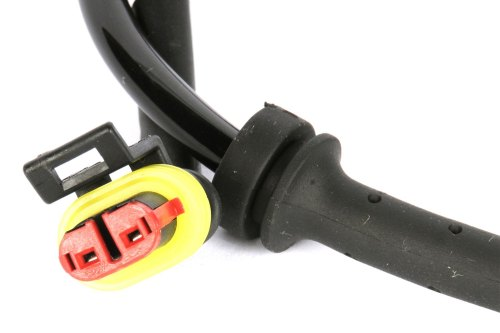 small resolution of acdelco gm original equipment front abs wheel speed sensor wiring