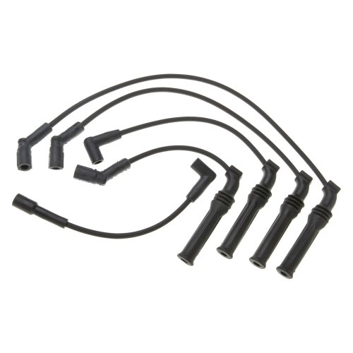 small resolution of acdelco professional spark plug wire set acdelco peugeot 405