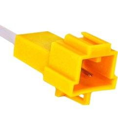 acdelco gm original equipment fuel injector wiring harness clip [ 1500 x 1500 Pixel ]