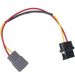 acdelco professional body wiring harness connector [ 1500 x 1500 Pixel ]