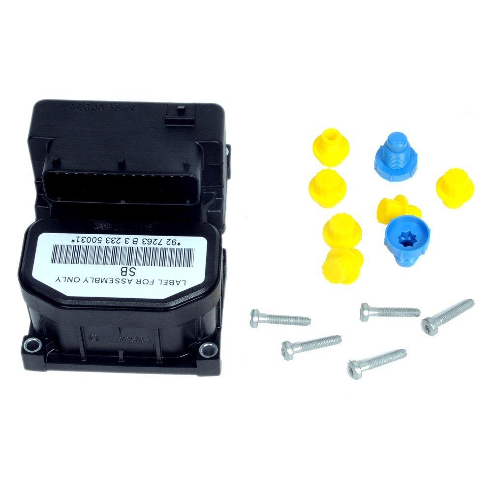 Pontiac Abs Control Module Control Module Part 18078142