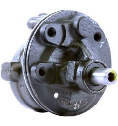acdelco professional remanufactured power steering pump [ 1000 x 1000 Pixel ]