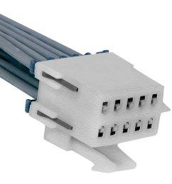 acdelco gm original equipment traction control module connector [ 1000 x 1000 Pixel ]