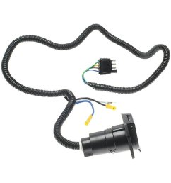 acdelco professional inline to trailer wiring harness connector [ 1000 x 1000 Pixel ]