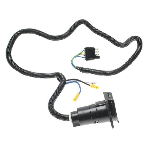 small resolution of acdelco professional inline to trailer wiring harness connector