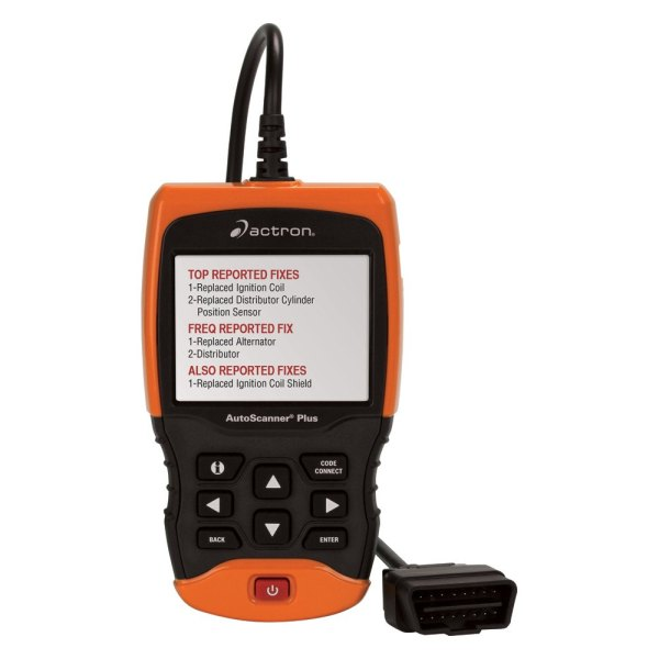 Actron Cp9680 - Autoscanner Codeconnect With Abs And Airbag Coverage