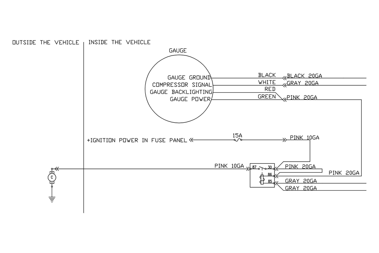 air suspension wiring diagram ride installation spartan chassis 16092 lift diy diagrams