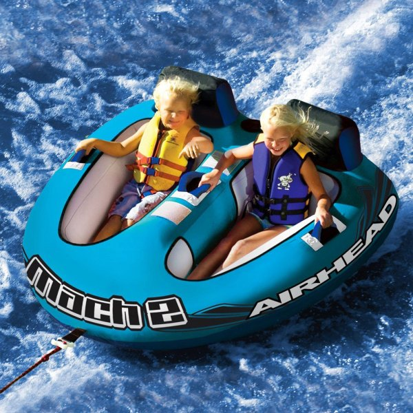 Airhead Ahm2-2 - Mach 2 Inflatable Double Rider Towable