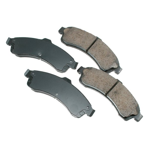 Akebono Asp882 - Performance Ultra-premium Ceramic Front Brake Pads