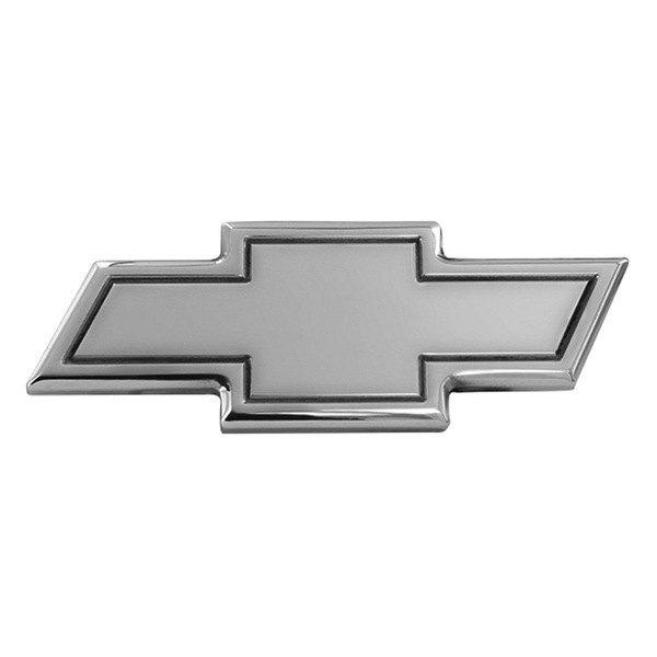 AMI 96024C Chevy Bowtie Style Chrome Trunk Emblem