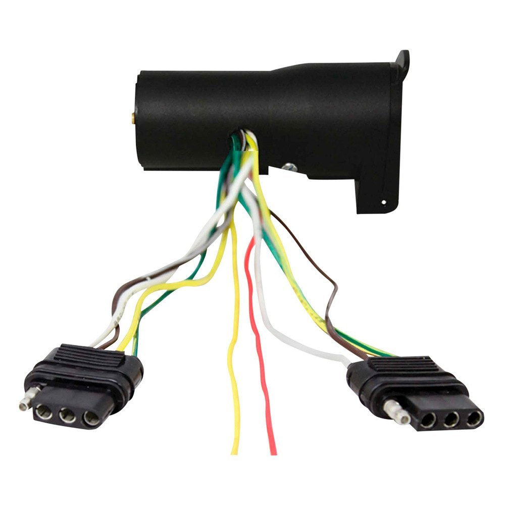 medium resolution of anzo 7 pin trailer wire adapter