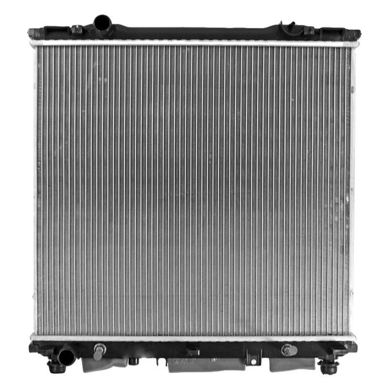 Kia Sorento Cooling System Diagram