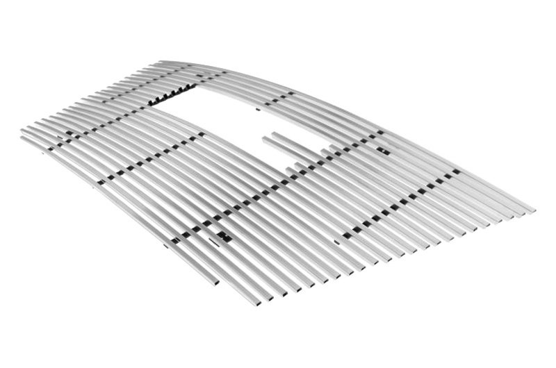 For GMC Terrain 2010-2015 APG 1-Pc Silver Hairline
