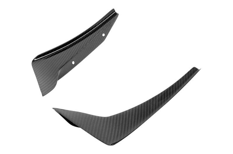 For Toyota 86 2017-2020 APR Performance Carbon Fiber Front Bumper Canards | eBay