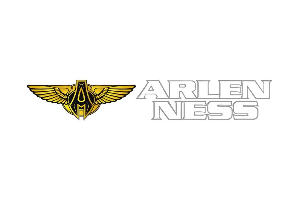 For Harley-Davidson Electra Glide 08-16 Arlen Ness Billet