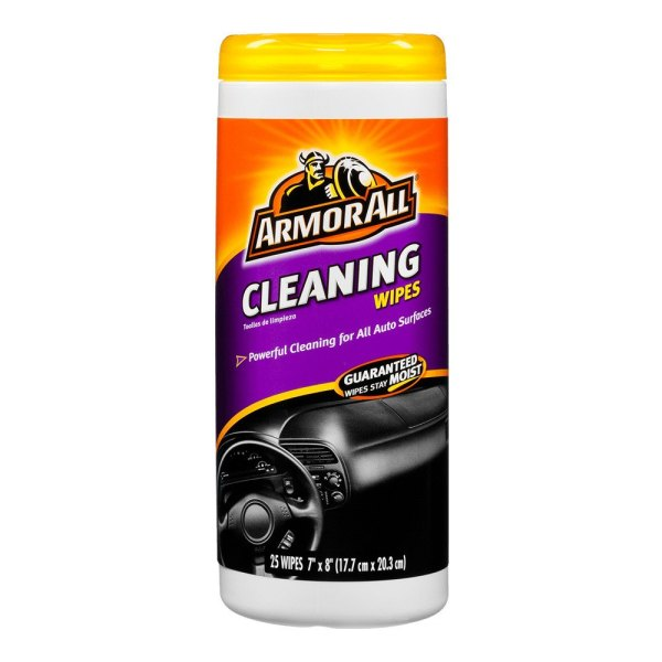 Armor All 10863 Cleaning Wipes