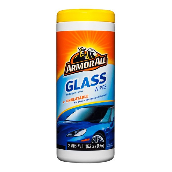 Armor All 10865 Glass Cleaning Wipes