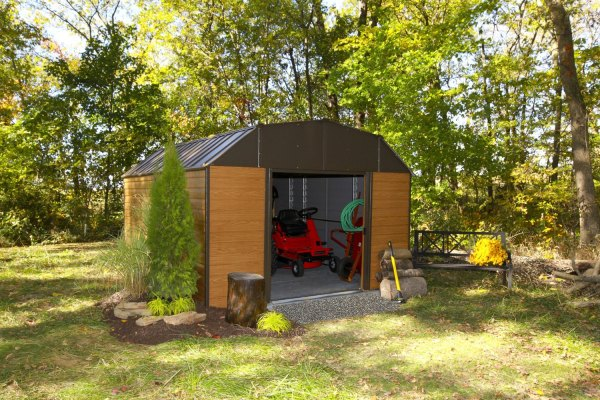 Arrow Storage Wh1014 - 10' X 14' Woodhaven Shed