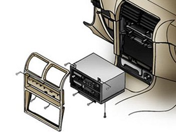 installing radio directly to the vehicle console?resize\\\=400%2C330\\\&ssl\\\=1 technics wiring diagram wiring diagram shrutiradio technics stereo wiring diagram at edmiracle.co