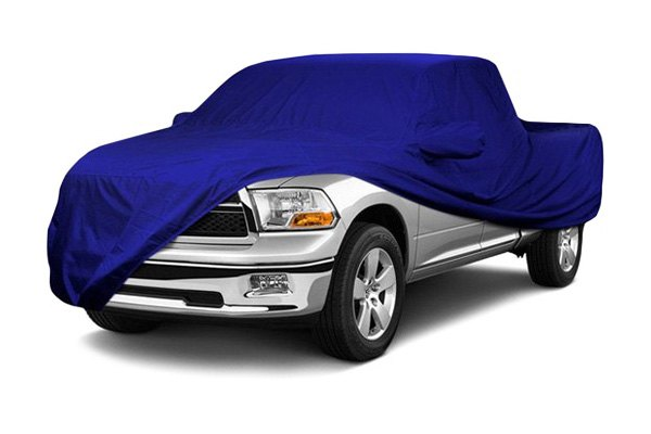 Dark Blue Covercraft Ultratect Custom Car Cover