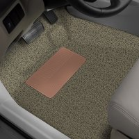how to fix holes in car carpet