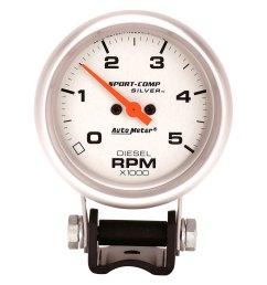 autometer sport comp 2 wiring diagram rpmauto meter ultra lite series 2 5 8 [ 1500 x 1500 Pixel ]