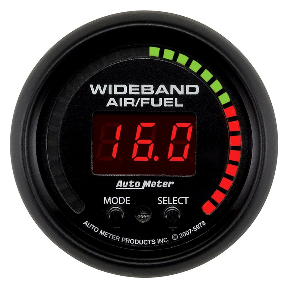 medium resolution of auto meter air fuel gauge wiring diagram